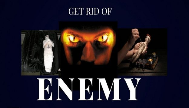 get rid of enemy