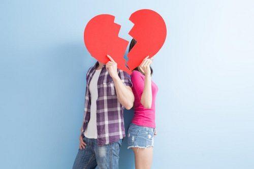 Why do breakups happen among couples