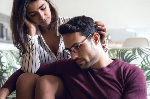 why men feels insecure